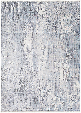 "Home Accent Keely 2' x 2'11"" Accent Rug, Blue, large"