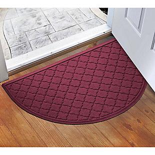Waterhog Cordova 2' x 3' Doormat, Bordeaux, rollover