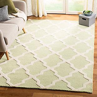 Cambridge 5' x 8' Wool Pile Rug, , rollover
