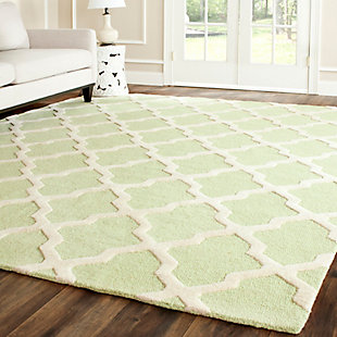 Cambridge 8' x 10' Wool Pile Rug, , rollover