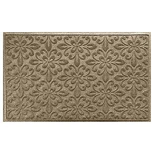 Waterhog Phoenix  3' x 5' Doormat, Camel, large