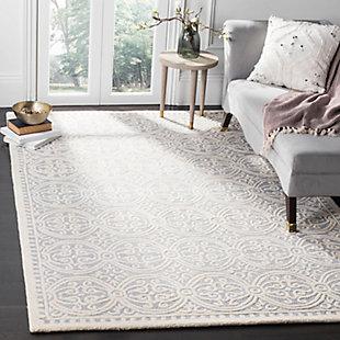 Cambridge 6' x 9' Wool Pile Rug, , large