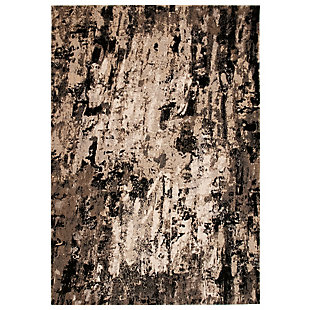 "Transocean Beekman Glacier Indoor/Outdoor Rug Neutral 4'10""x7'6"", Natural, large"