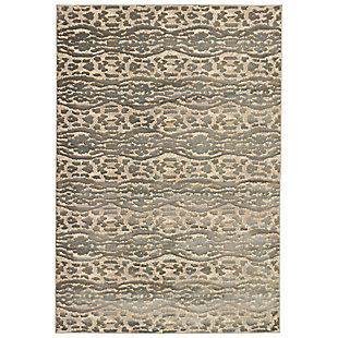 """Transocean Roco In The Wild Indoor Rug Neutral 5'3""""x7'6"""", Natural, large"""