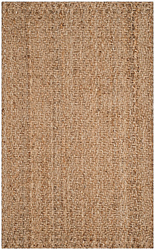 Safavieh Natural Fiber 4' x 6' Area Rug, Natural, large