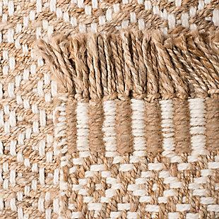 Safavieh Natural Fiber 6' x 9' Area Rug, Natural/Ivory, large
