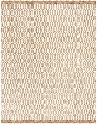 Safavieh Natural Fiber 6' x 9' Area Rug, Natural/Ivory, rollover