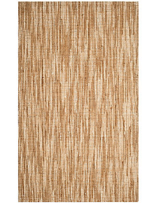Safavieh Natural Fiber 5' x 8' Area Rug, Natural/Cream, large