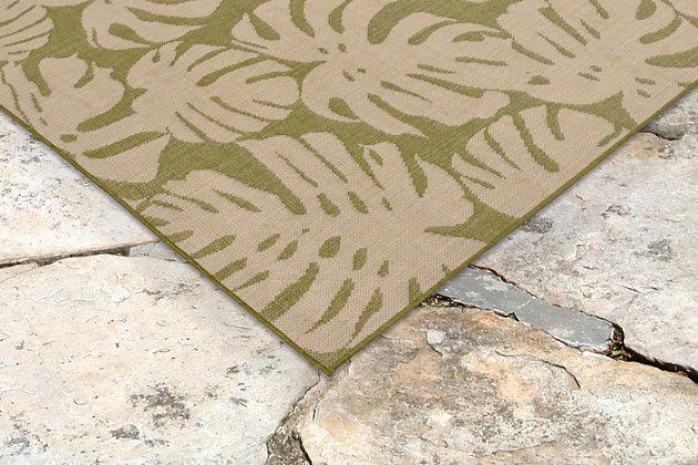 Arobor Tropical Indoor/Outdoor Rug, , large