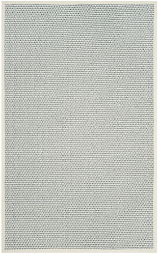 Safavieh Natural Fiber 5' x 8' Area Rug, Silver/Gray, large