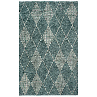"Irvine Paragon 3'6"" x 5'6"" Rug, Green, large"