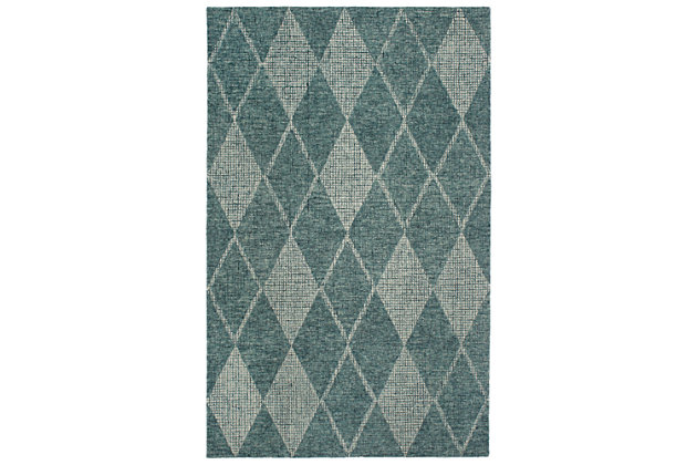 "Irvine Paragon 5' x 7'6"" Rug, Green, large"