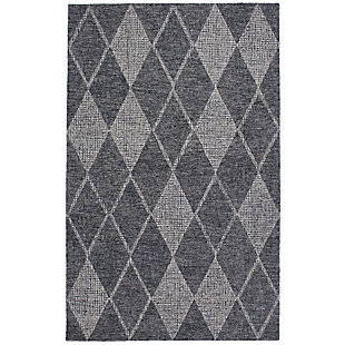 "Irvine Paragon 5' x 7'6"" Rug, Gray, large"
