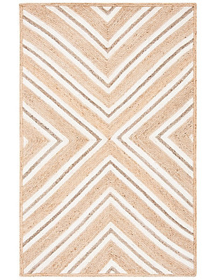 Safavieh Natural Fiber 5' x 8' Area Rug, Natural/Ivory, large