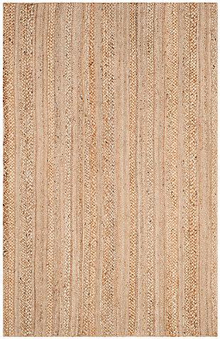 Safavieh Natural Fiber 6' x 9' Area Rug, Natural, large