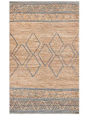 Safavieh Natural Fiber 5' x 8' Area Rug, Beige/Gray, large
