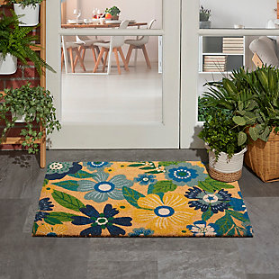 """Waverly Greetings 1'6"""" X 2'4"""" Rug, Multi, rollover"""