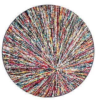 nuLOOM Samira Warp  5' x 5' Rug, , large