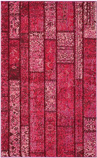 "Safavieh Monaco 4' x 5'7"" Area Rug, Pink/Multi, rollover"
