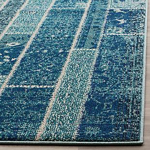 "Safavieh Monaco 5'1"" x 7'7"" Area Rug, Blue/Multi, large"