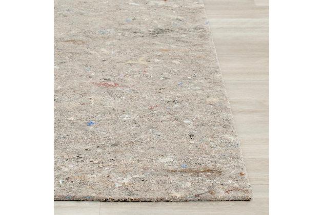 Safavieh 5' x 7' Dura Rug Pad, Gray, large