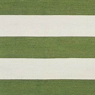 Transocean Spencer Regatta Stripe Outdoor Area Rug, , large