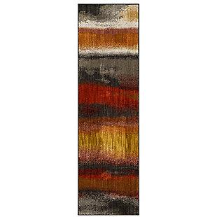 "Karastan Elements Odin 5'3"" x 7'8"" Area Rug, Yellow, large"