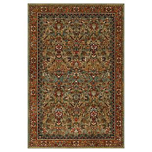 "Karastan Spice Market Tigris 5'3"" x 7'8"" Area Rug, Sapphire, large"