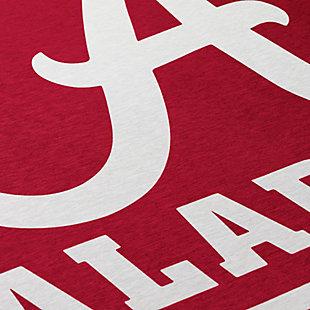 Addison Campus University of Alabama 5' x 7' Area Rug, Crimson, large