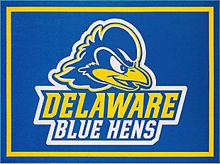 Addison Campus University of Delaware 5' x 7' Area Rug, Blue, large