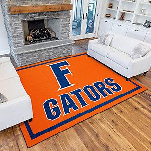 Addison Campus University of Florida 5' x 7' Area Rug, Orange, rollover
