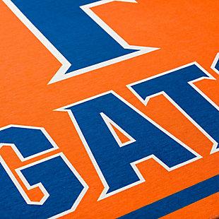 Addison Campus University of Florida 5' x 7' Area Rug, Orange, large