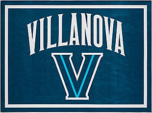 Addison Campus Villanova University 5' x 7' Area Rug, Blue, large
