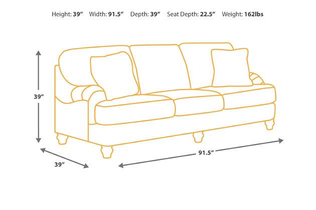 Hariston Sofa, , large
