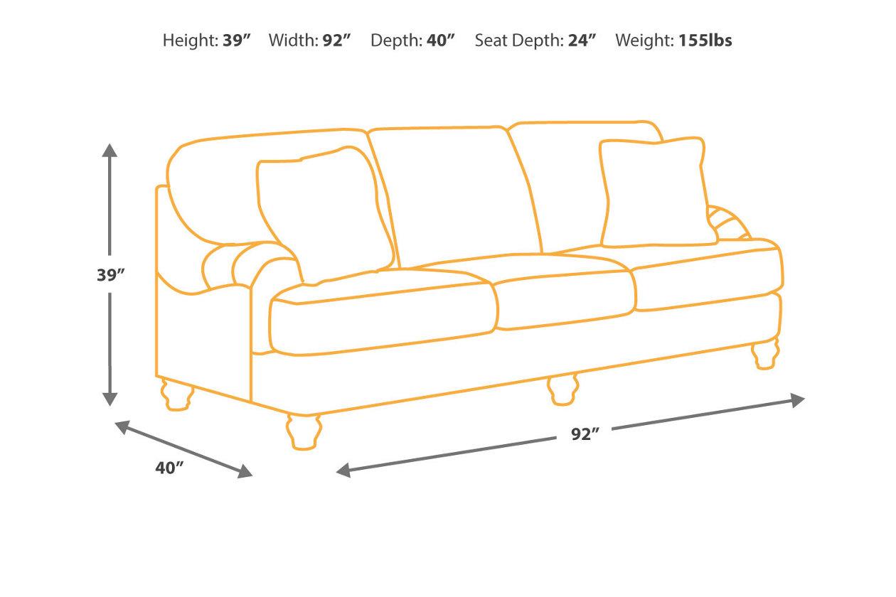 Fabulous Harahan Sofa Ashley Furniture Homestore Andrewgaddart Wooden Chair Designs For Living Room Andrewgaddartcom