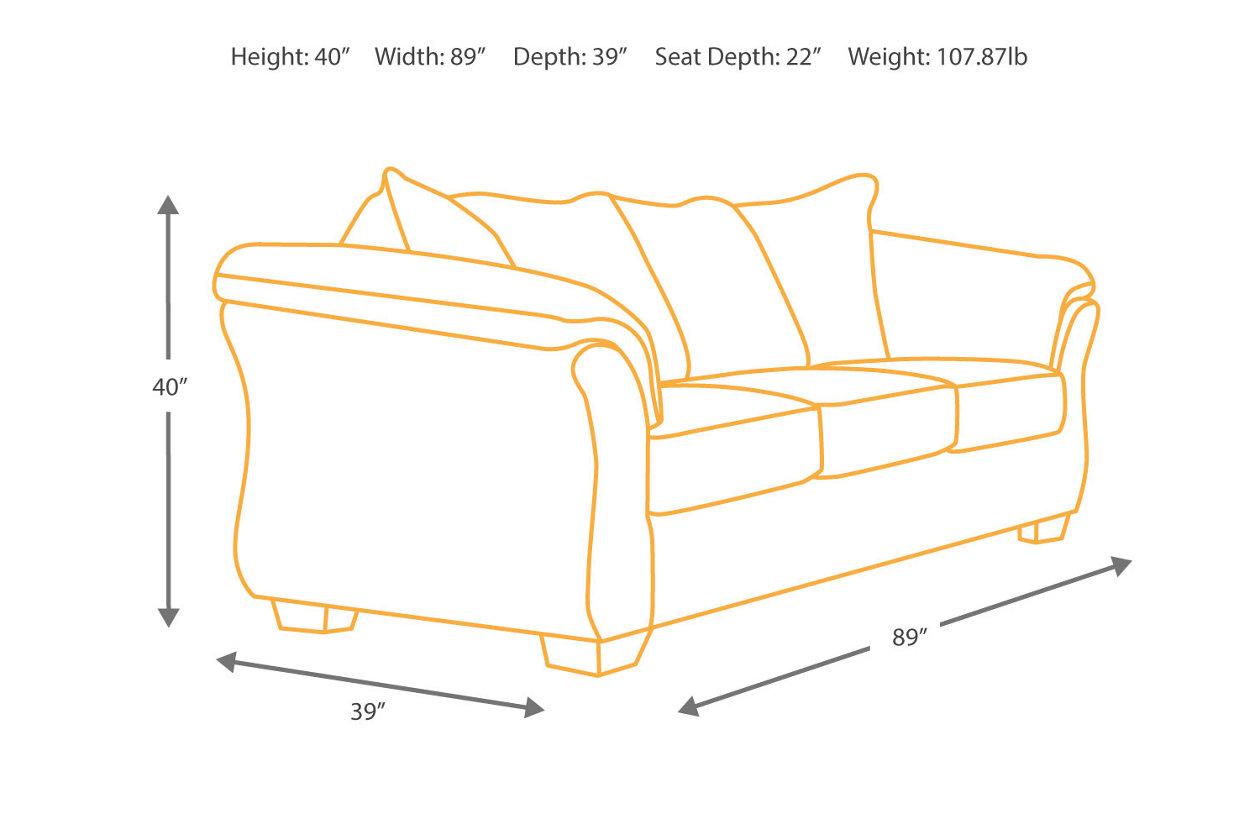 Gentil Images. Darcy Sofa ...
