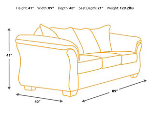 Knox Sofa, , large