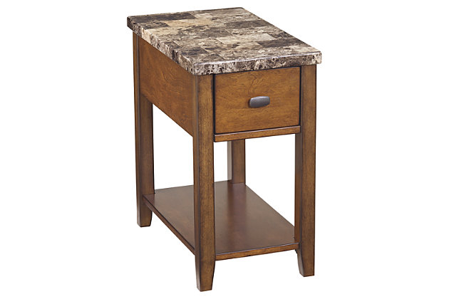 Breegin Chairside End Table, , large