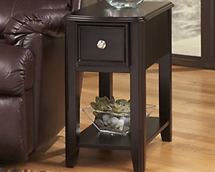 ... Large Breegin Chairside End Table, , Rollover