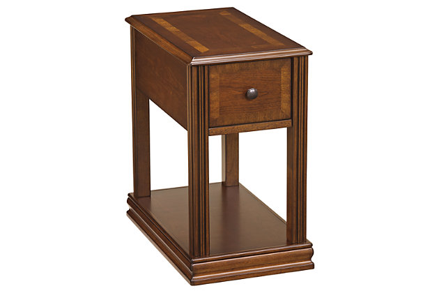 Breegin Chairside End Table by Ashley HomeStore, Brown