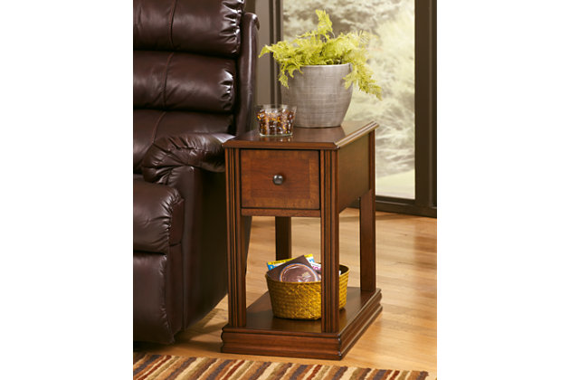 Brown Breegin Chairside End Table by Ashley HomeStore