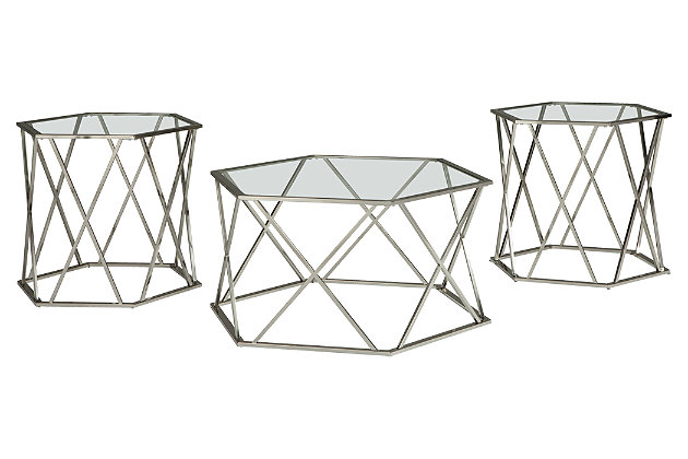 Madanere Table (Set of 3), , large