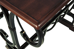 Braunsen Chairside End Table, , large