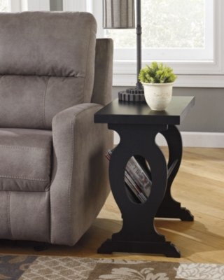 Braunsen Chair Side End Table Corporate Website of Ashley