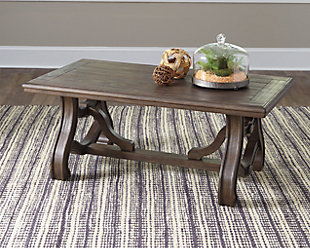 Tanobay Coffee Table, , large