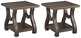 Tanobay 2 End Tables, , large