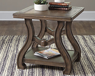 Tanobay End Table, , rollover