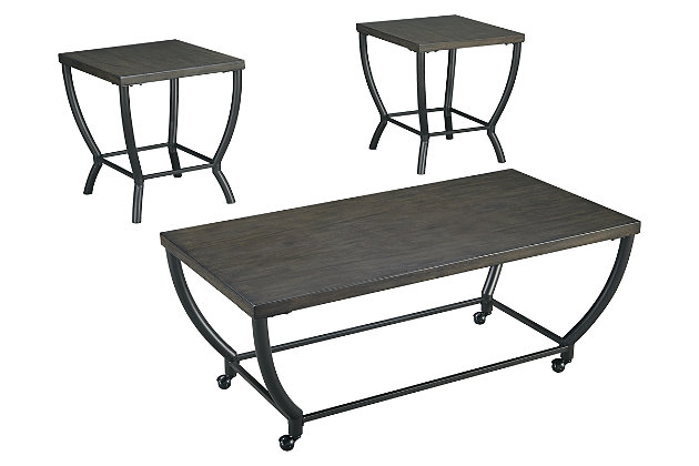 Champori Table (Set of 3), , large