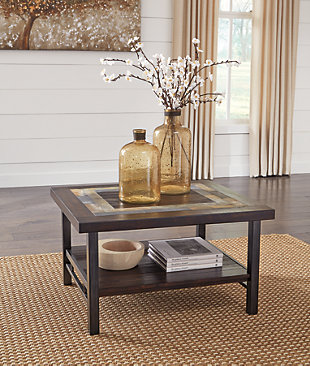 Gallivan Coffee Table, , large