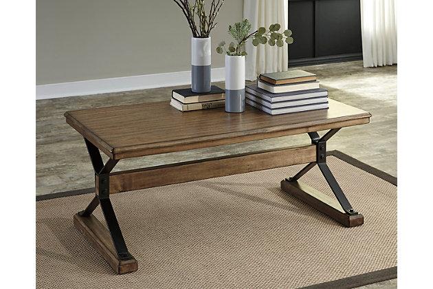 flextura coffee table | ashley furniture homestore
